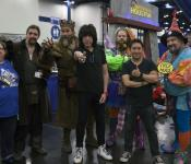 2017 Celebrity Laser Tag at Comicpalooza