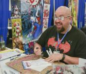 2017 Comic Book Guests at Comicpalooza