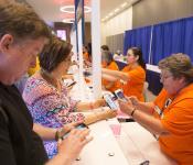 2017 Volunteers at Comicpalooza