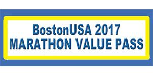 2017 Boston Marathon Value Pass