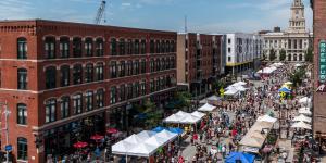 Downtown Des Moines Farmers' Market