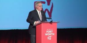 Visit Fort Worth's President and CEO Bob Jameson