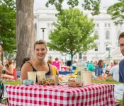 Picnic on Capitol Square