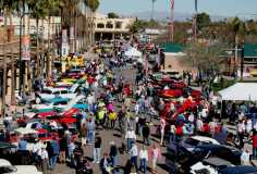 Chandler Classic Car & Hot Road Show