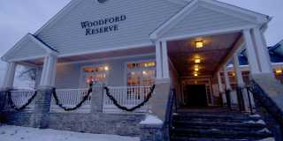 Woodford Reserve dressed for the Holidays