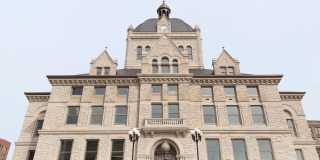 Moving to Historic Courthouse this Spring