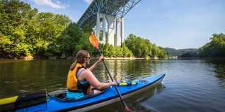 Kentucky River Summer