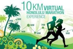 Amway Malaysia Honolulu Marathon Virtual Run 10K