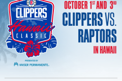Clippers Hawaii Classic