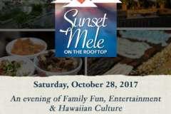 Sunset Mele - Oct 2017