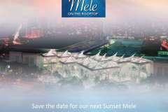 Save the Date - Sunset Mele