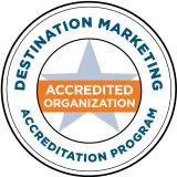 Destination Marketing Accreditation Seal
