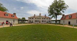 mansion at Mount Vernon