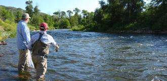 First Timers Fly Fishing Blog Header