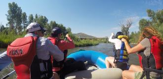 First Timers Rafting Blog Header