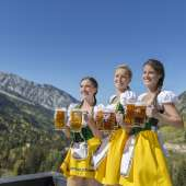 Prost! A Long Tradition of Oktoberfest at Snowbird