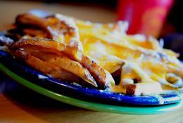 Eskimo Joe's Cheese Fries