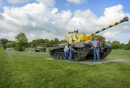 Army Heritage Trail @ USAHEC
