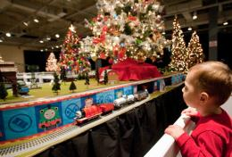 Holiday Trains at Whitaker Center