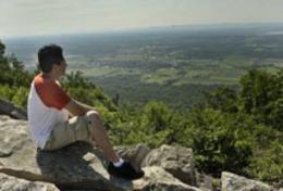 Hiker Zen View
