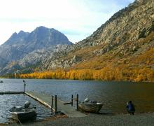 June Lake Loop October 10, 2016 Fall Colors