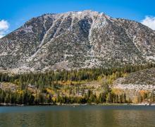 Rock Creek Lake Fall Colors