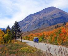 Virginia Lakes Road