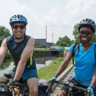 Canastota Bikes on  Canal