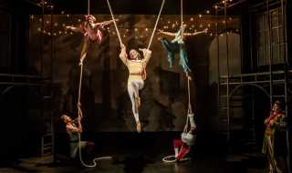 Hard Times at Lookingglass Theatre