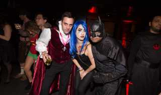 Halloween at The Godfrey Hotel Chicago