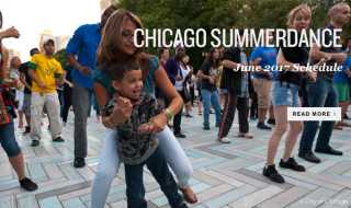 Chicago SummerDance June 2017 Schedule