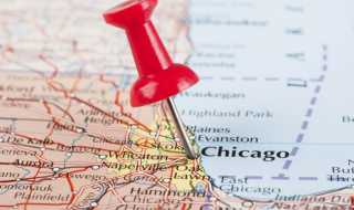 Chicago Map - Article