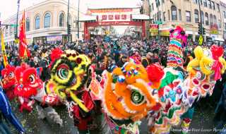 Chicago Chinese New Year Celebration