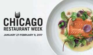 Chicago Restaurant Week 2017