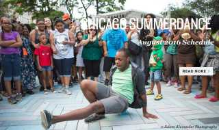 Chicago SummerDance August 2016