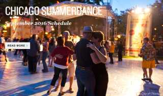 Chicago SummerDance September 2016