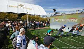 2016 NFL Draft in Chicago   Draft Town
