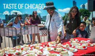 Taste of Chicago: July 5-9, 2017