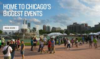 Events and Activities in Grant Park