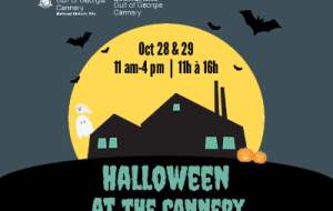 Halloween at the Cannery