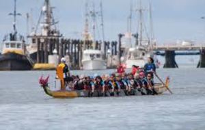 Steveston Dragon Boat Festival 2017