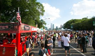 Taste of Chicago 2014 - 2