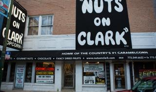 Nuts on Clark
