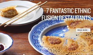 Ethnic Fusion Restaurants in Chicago
