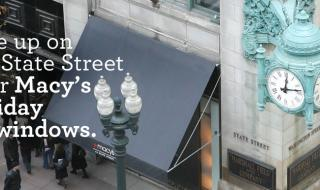Macys on State Street Holiday Traditions