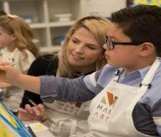 Blog Mark Arts Kids Class
