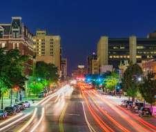 Downtown Wichita Landing Page