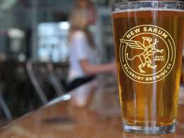 Salisbury's Gold Medal Award-Winning Local Beer