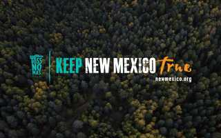 Keep New Mexico True :30