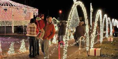 """Charlestown's """"Christmas City"""""""